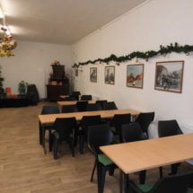 Veranstaltungs-Saal im Bürgerhaus