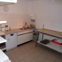 Küche im Bürgerhaus